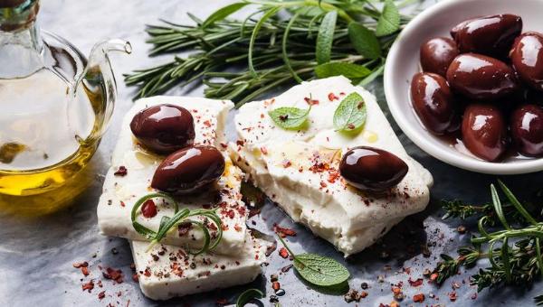 Ода греческой кухне